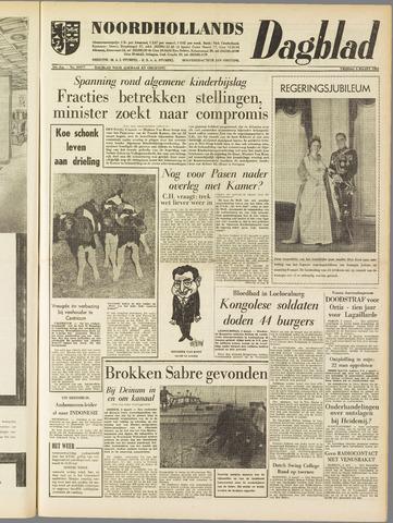 Noordhollands Dagblad : dagblad voor Alkmaar en omgeving 1961-03-03