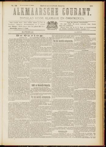 Alkmaarsche Courant 1915-06-05