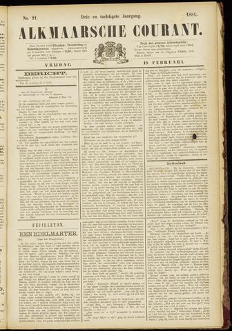 Alkmaarsche Courant 1881-02-18