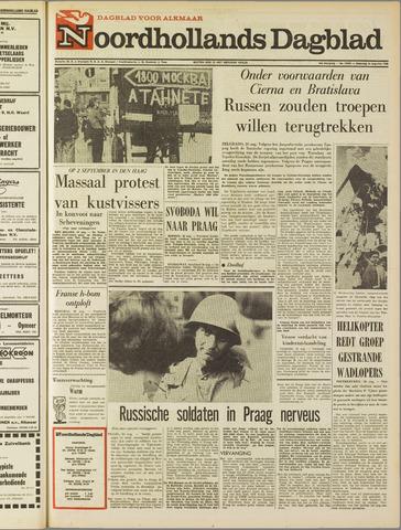 Noordhollands Dagblad : dagblad voor Alkmaar en omgeving 1968-08-26
