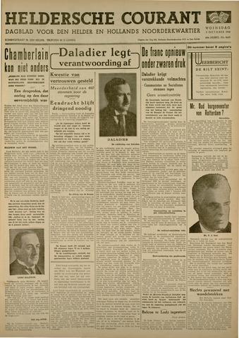 Heldersche Courant 1938-10-05
