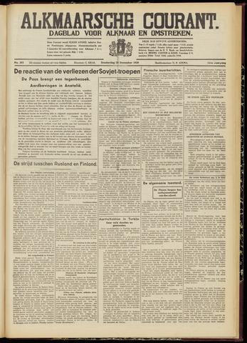Alkmaarsche Courant 1939-12-28