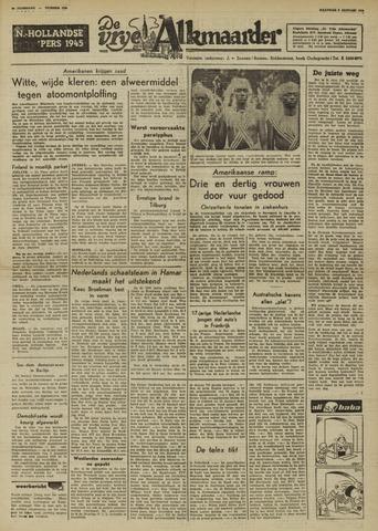 De Vrije Alkmaarder 1950-01-09