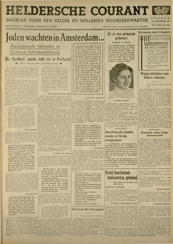 Heldersche Courant 1938-11-18