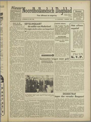 Nieuw Noordhollandsch Dagblad : voor Alkmaar en omgeving 1946-07-20