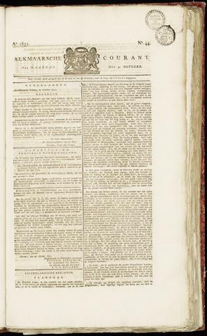 Alkmaarsche Courant 1831-10-31