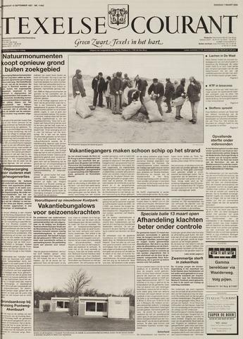 Texelsche Courant 2000-03-07