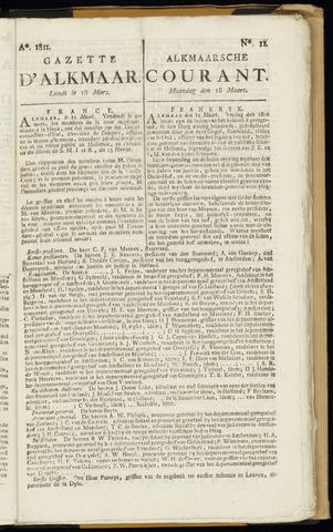 Alkmaarsche Courant 1811-03-18