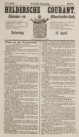 Heldersche Courant 1872-04-13