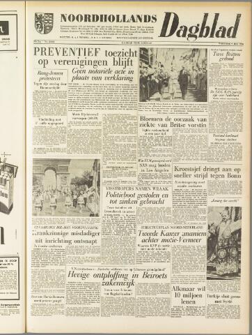 Noordhollands Dagblad : dagblad voor Alkmaar en omgeving 1958-07-09
