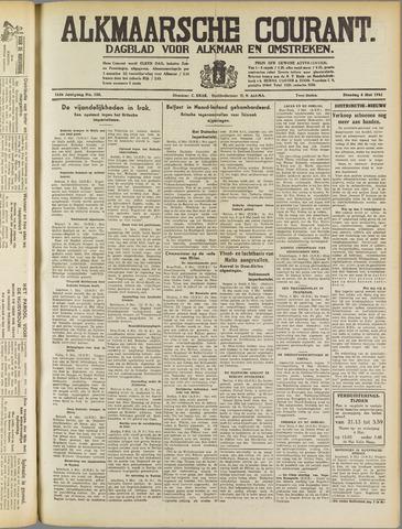 Alkmaarsche Courant 1941-05-06