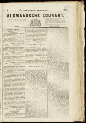 Alkmaarsche Courant 1865-01-15