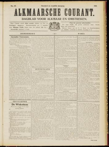 Alkmaarsche Courant 1910-05-19