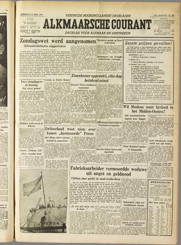 Alkmaarsche Courant 1955-09-28