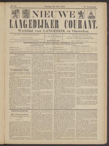 Nieuwe Langedijker Courant 1894-07-29