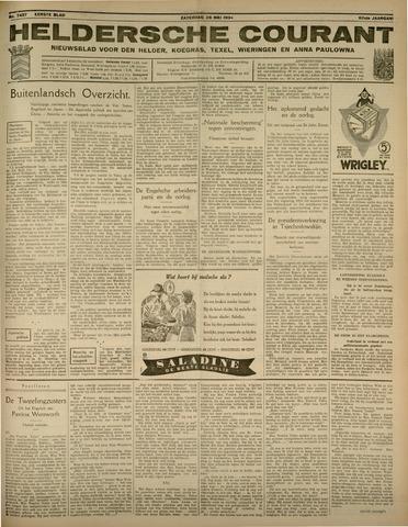 Heldersche Courant 1934-05-26