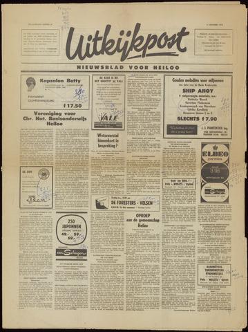 Uitkijkpost : nieuwsblad voor Heiloo e.o. 1970-11-11
