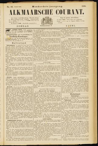Alkmaarsche Courant 1898-06-05