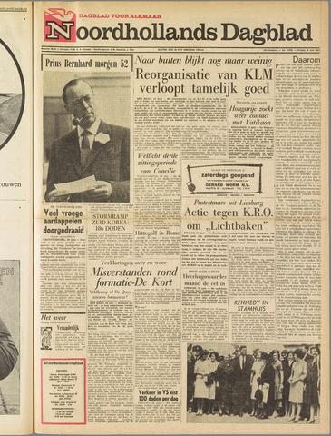 Noordhollands Dagblad : dagblad voor Alkmaar en omgeving 1963-06-28