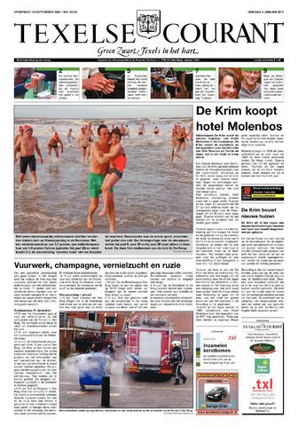 Texelsche Courant 2011