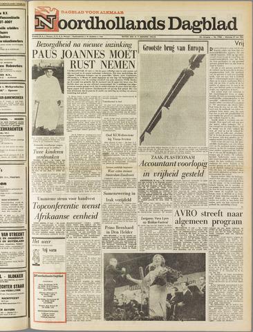 Noordhollands Dagblad : dagblad voor Alkmaar en omgeving 1963-05-27
