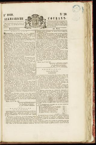 Alkmaarsche Courant 1848-05-15