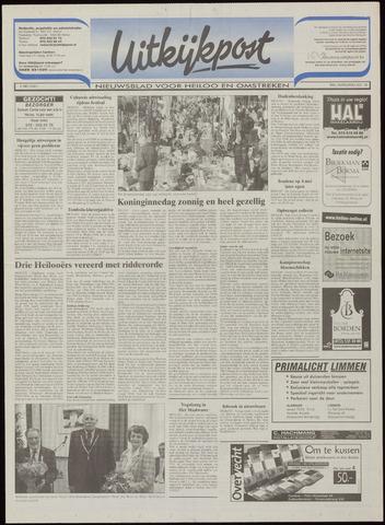 Uitkijkpost : nieuwsblad voor Heiloo e.o. 2001-05-02