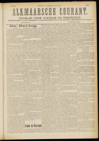 Alkmaarsche Courant 1916-02-01
