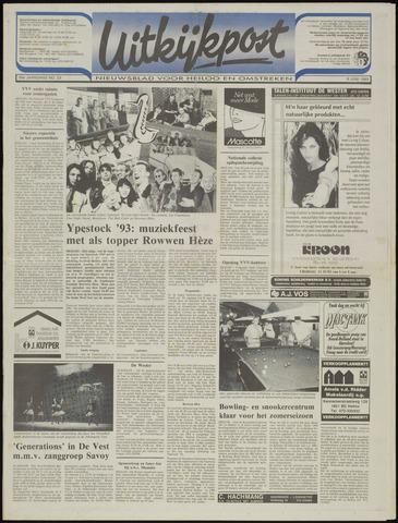 Uitkijkpost : nieuwsblad voor Heiloo e.o. 1993-06-09