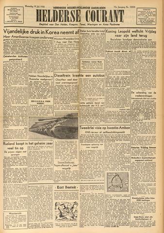 Heldersche Courant 1950-07-19