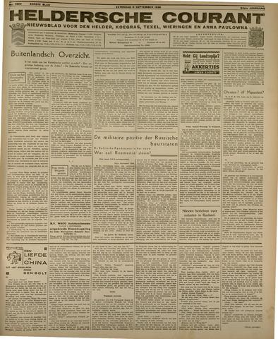 Heldersche Courant 1936-09-05