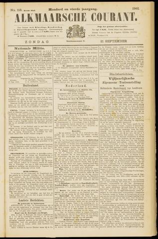 Alkmaarsche Courant 1902-09-21