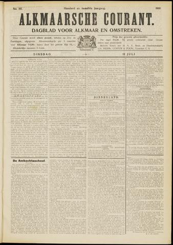 Alkmaarsche Courant 1910-07-12