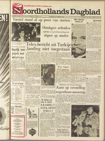 Noordhollands Dagblad : dagblad voor Alkmaar en omgeving 1965-01-14