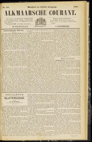 Alkmaarsche Courant 1900-12-05