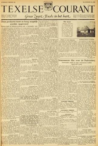 Texelsche Courant 1950-02-08