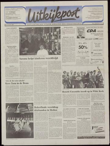Uitkijkpost : nieuwsblad voor Heiloo e.o. 1998-01-28