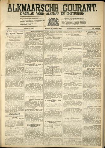 Alkmaarsche Courant 1933-01-13