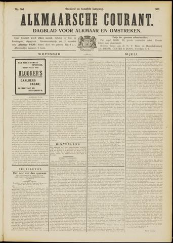 Alkmaarsche Courant 1910-07-20