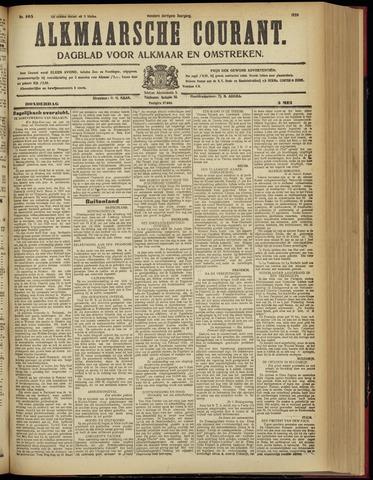 Alkmaarsche Courant 1928-05-03