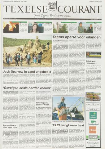 Texelsche Courant 2009-04-28
