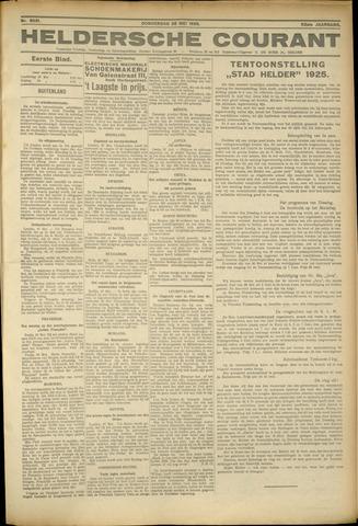 Heldersche Courant 1925-05-28