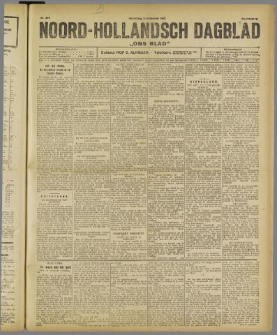 Ons Blad : katholiek nieuwsblad voor N-H 1922-12-21