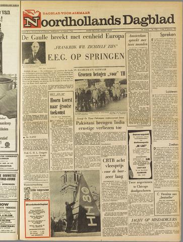 Noordhollands Dagblad : dagblad voor Alkmaar en omgeving 1965-09-10