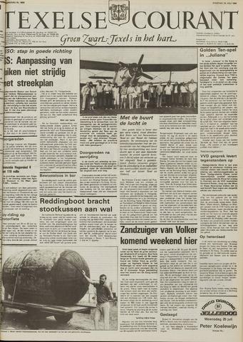 Texelsche Courant 1984-07-24