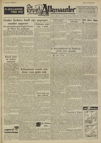De Vrije Alkmaarder 1950-03-24