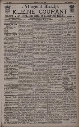 Vliegend blaadje : nieuws- en advertentiebode voor Den Helder 1894-04-21