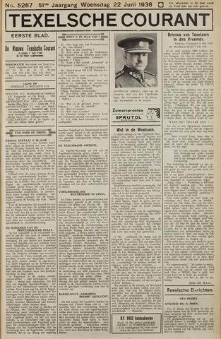 Texelsche Courant 1938-06-22