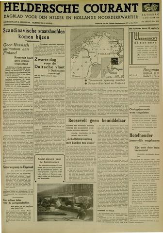 Heldersche Courant 1939-10-14