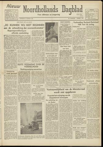 Nieuw Noordhollandsch Dagblad : voor Alkmaar en omgeving 1948-01-22